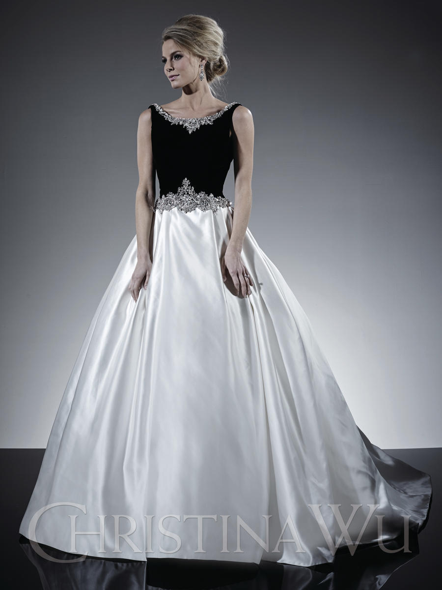 Christina Wu Bridal 15521V