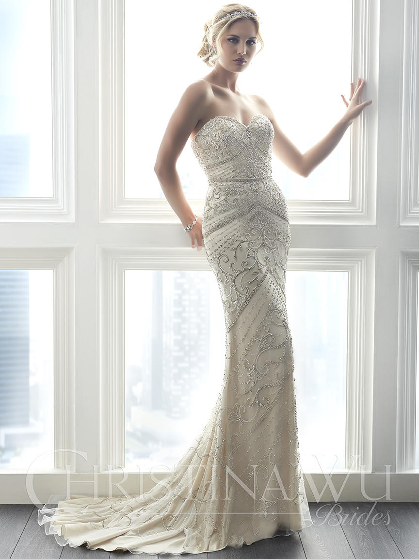 Christina Wu Bridal 15615 Christina Wu Bridal Collection So Good Bridal