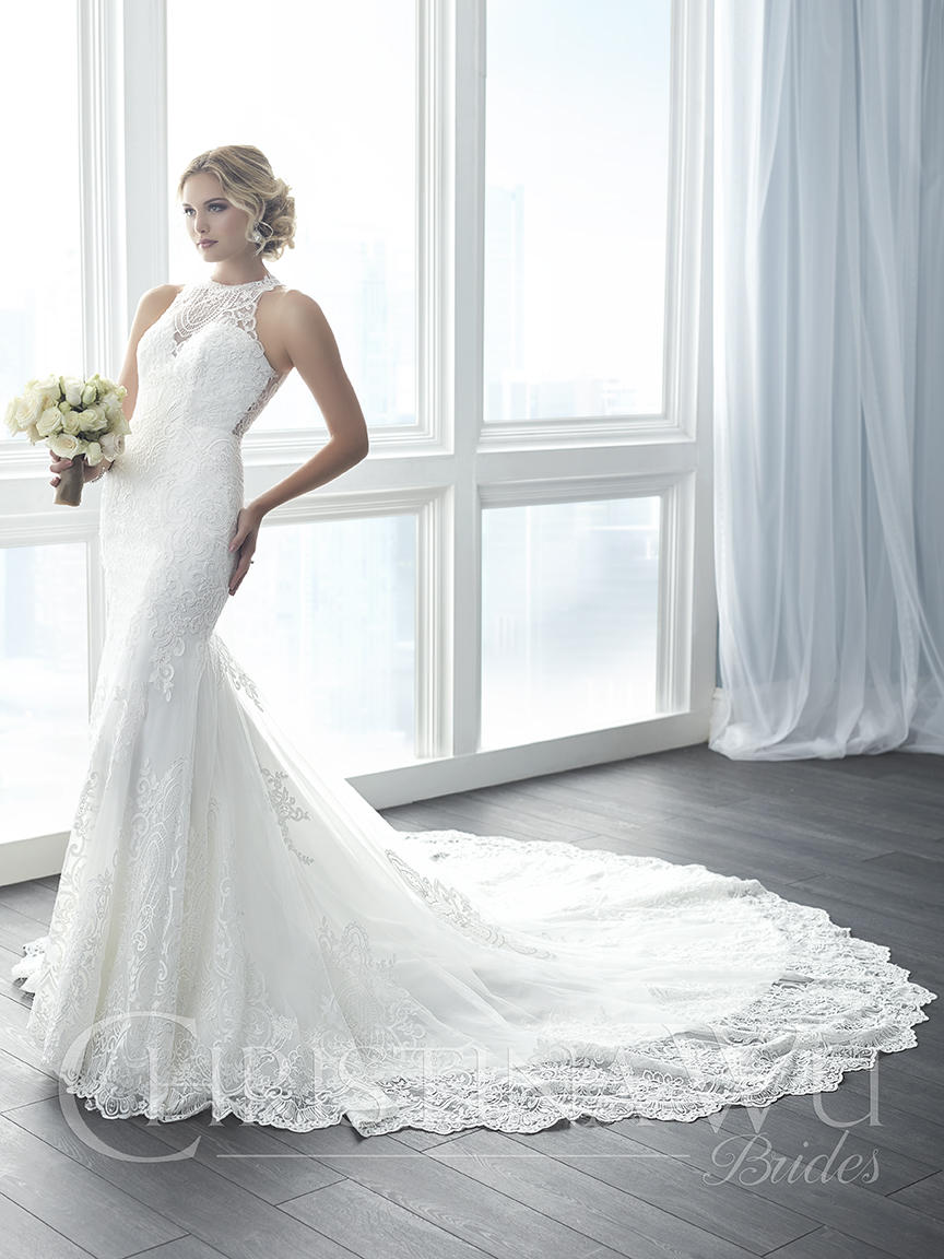 Christina Wu Bridal 15620