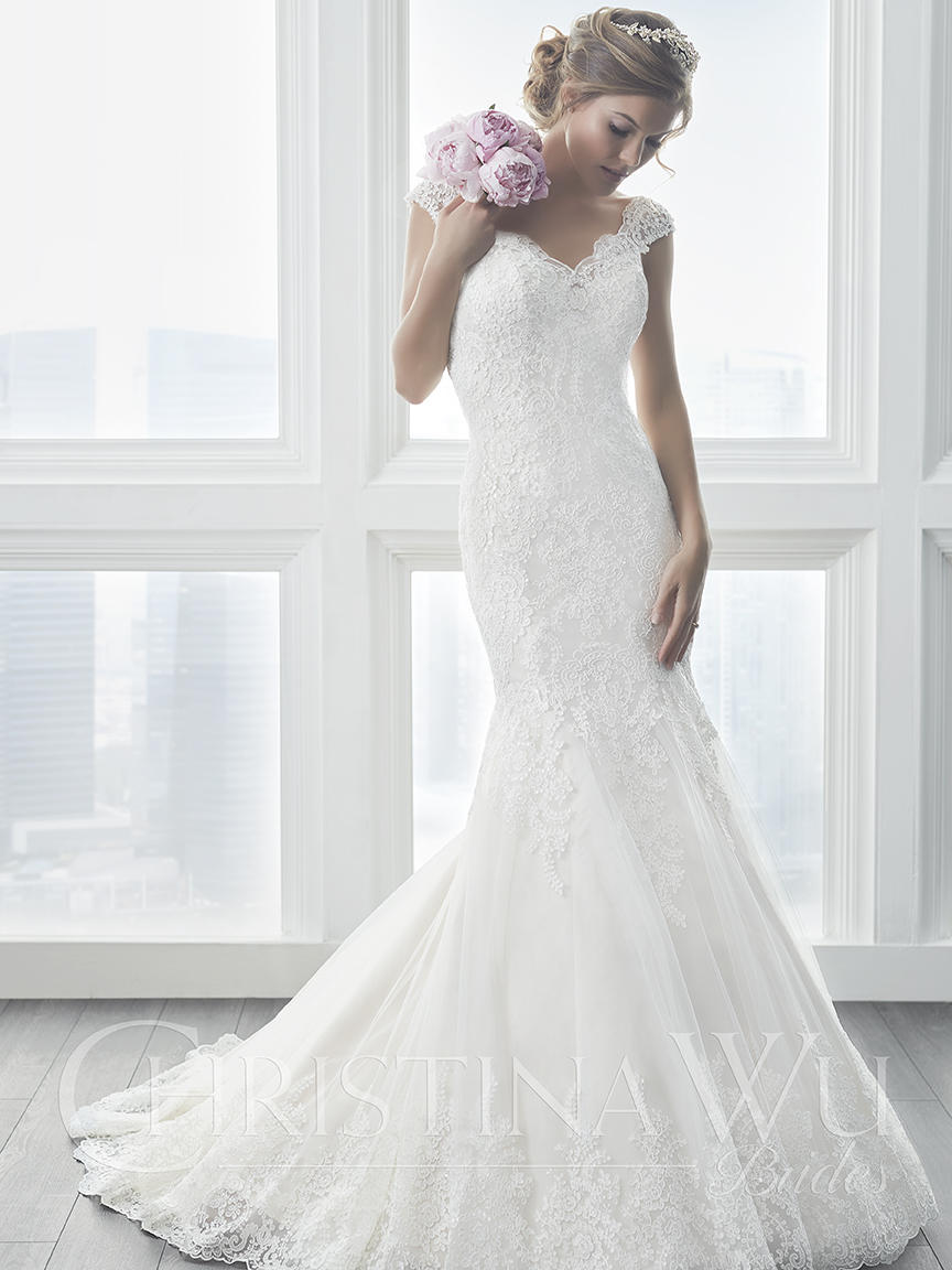 Christina Wu Bridal 15623
