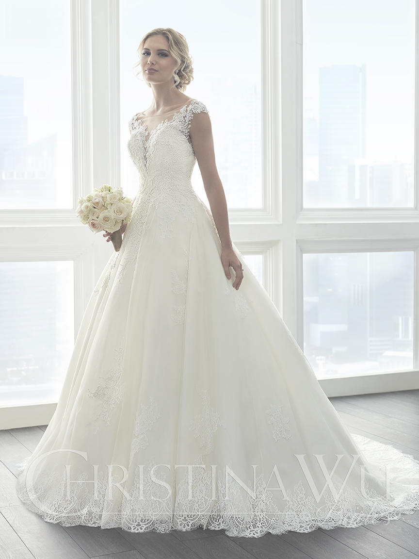 Christina Wu Bridal 15626
