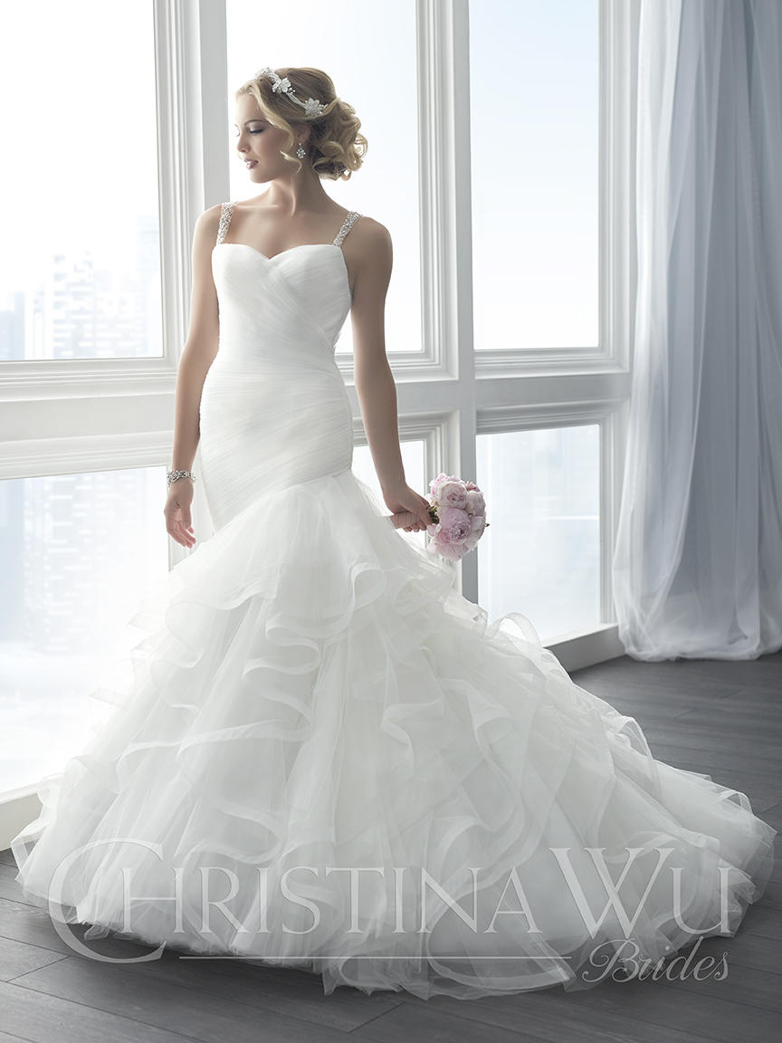 Christina Wu Bridal 15631