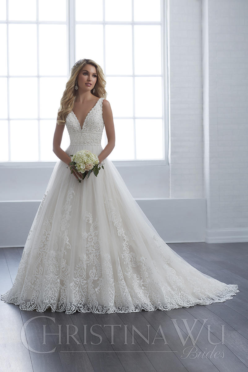 Christina Wu Bridal 15653