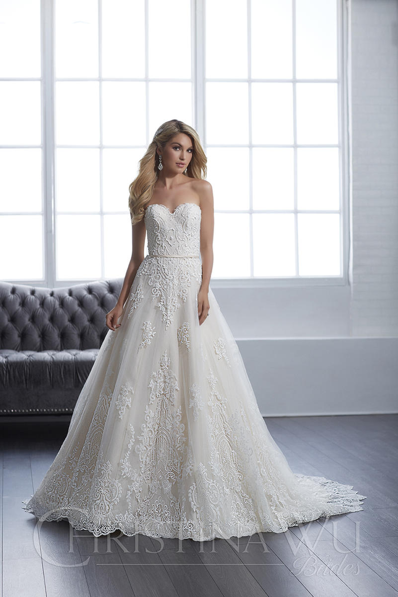 Christina Wu Bridal Dress Collection | Alexandra\'s Boutique ...