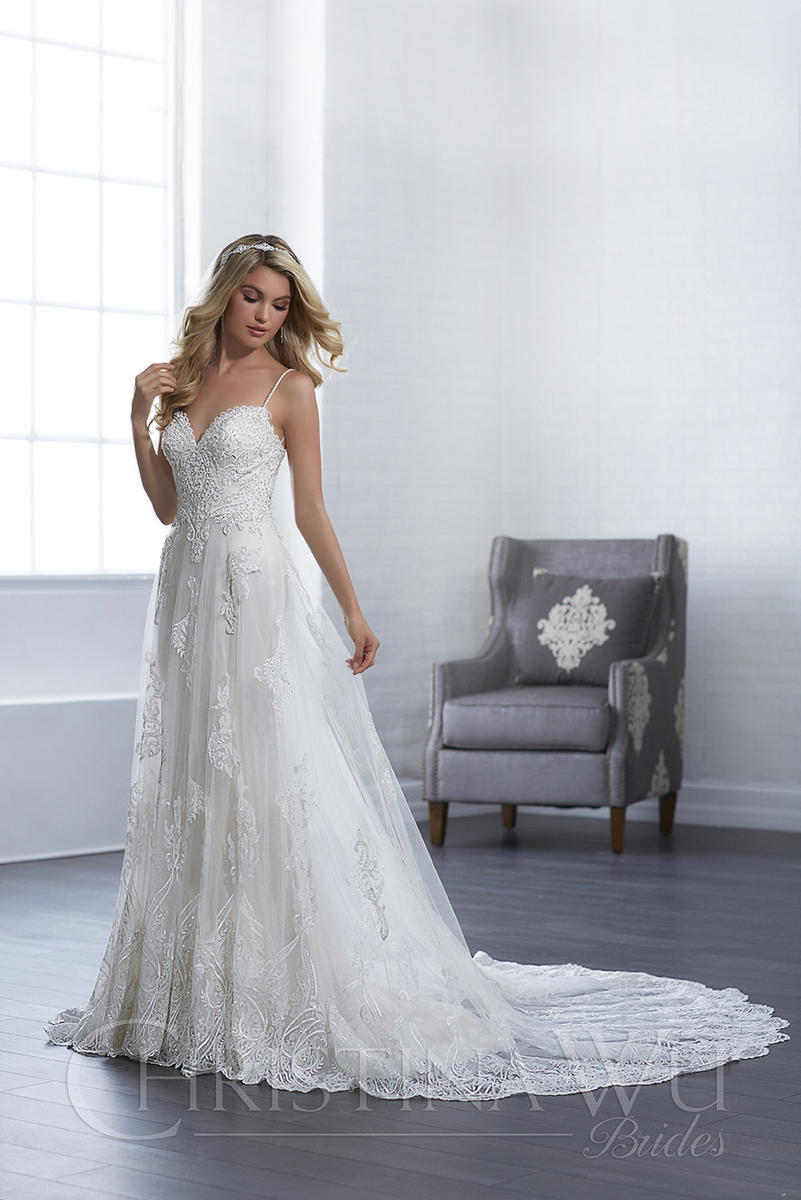 Christina Wu Bridal 15660