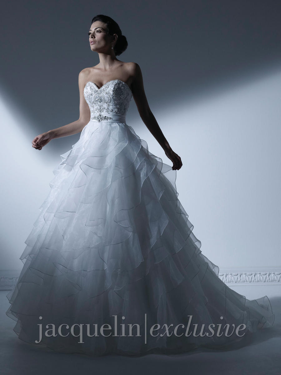 25d498f63804 Jacquelin Exclusive 19921 Bells & Bows Bridal Centre Lethbridge ...