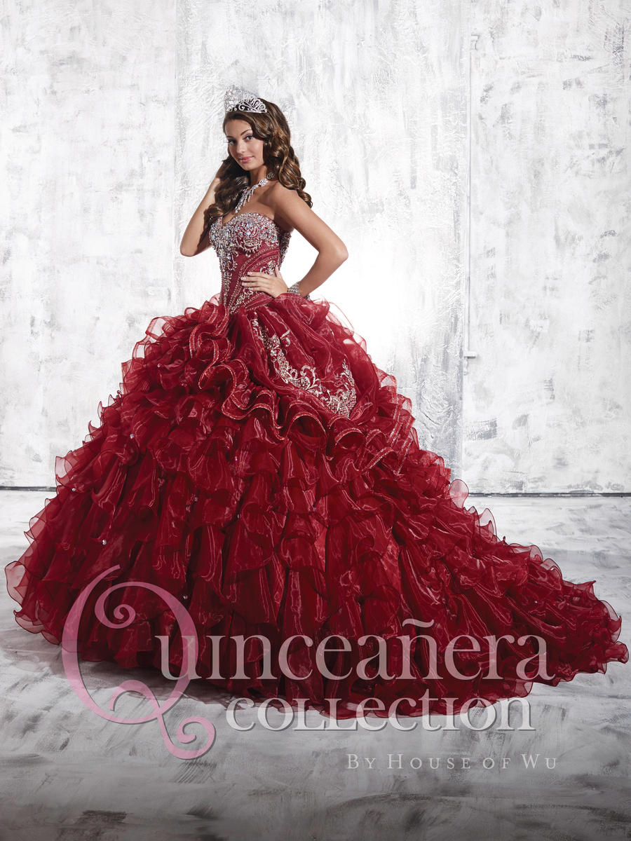 Quinceanera Collection 26769