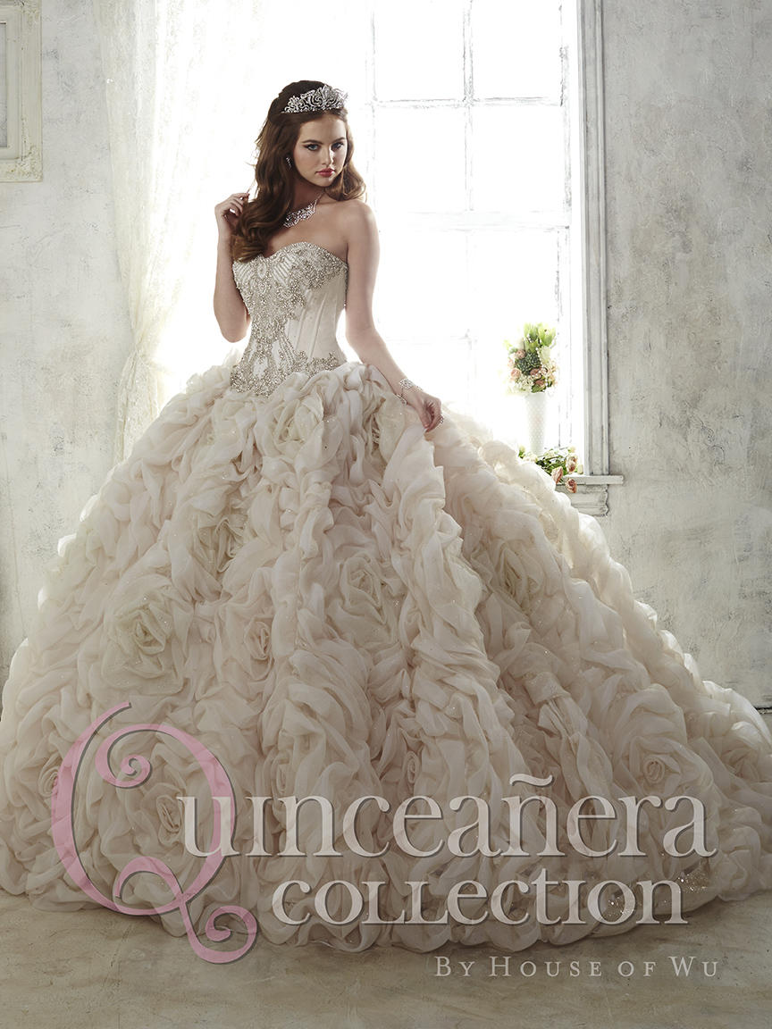 0fba465b1bc Quinceanera by House of Wu 26800. Brand  Quinceanera Collection  Style ...