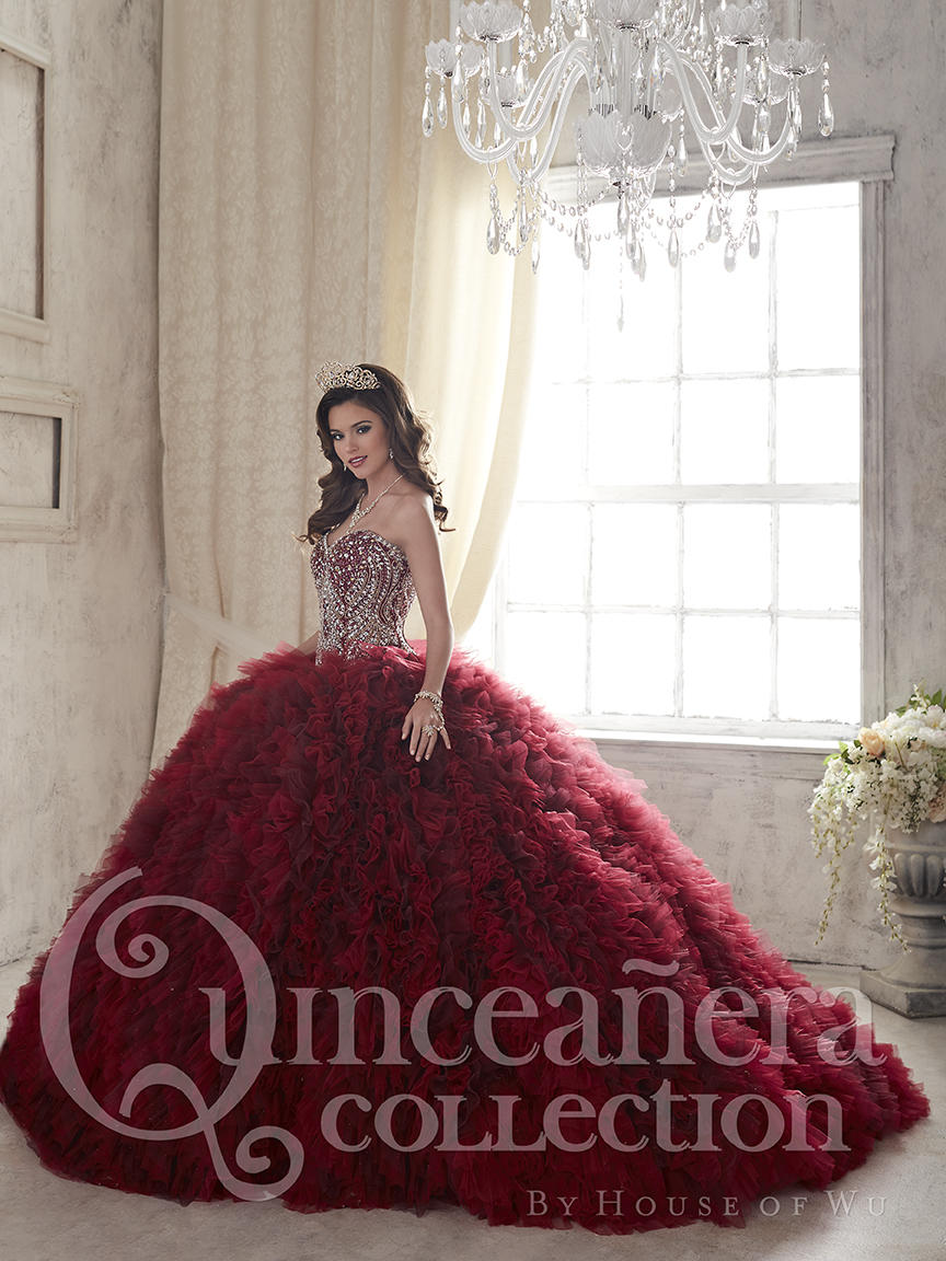 Quinceanera Collection 26838