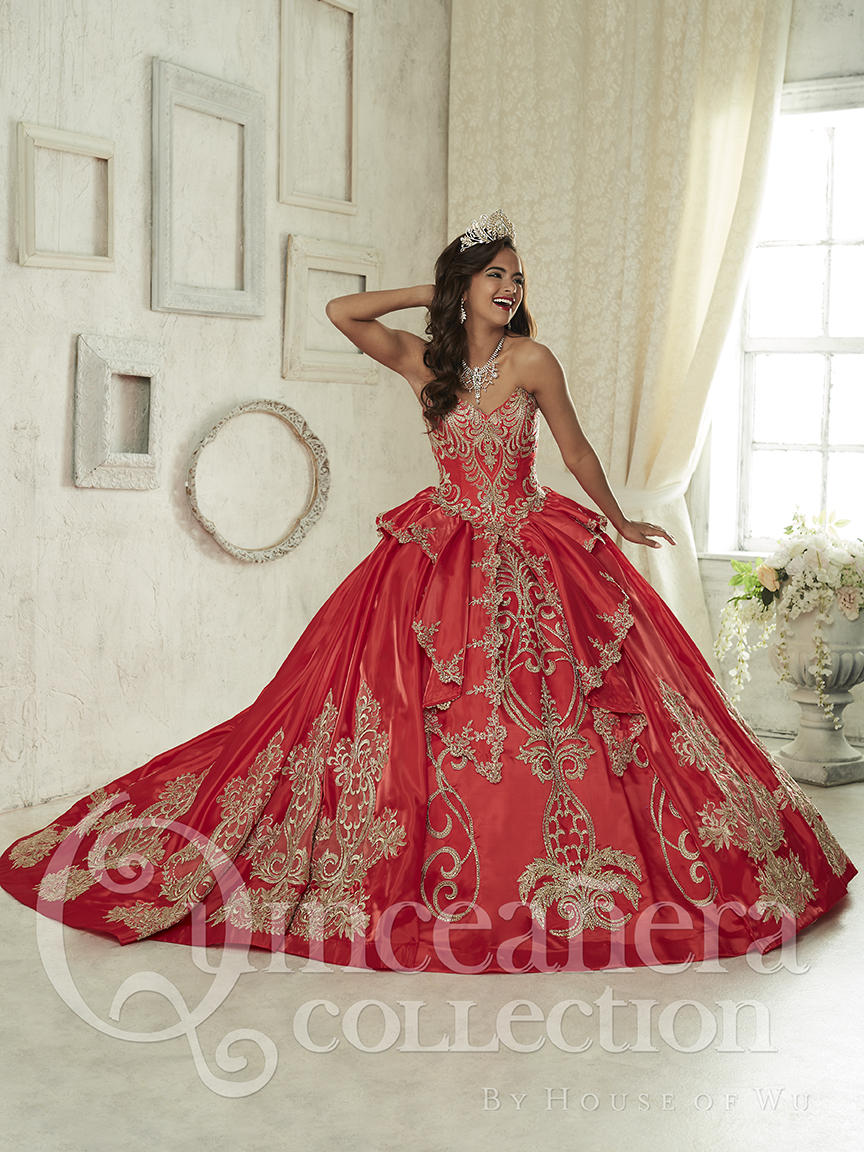 Quinceanera Collection 26842