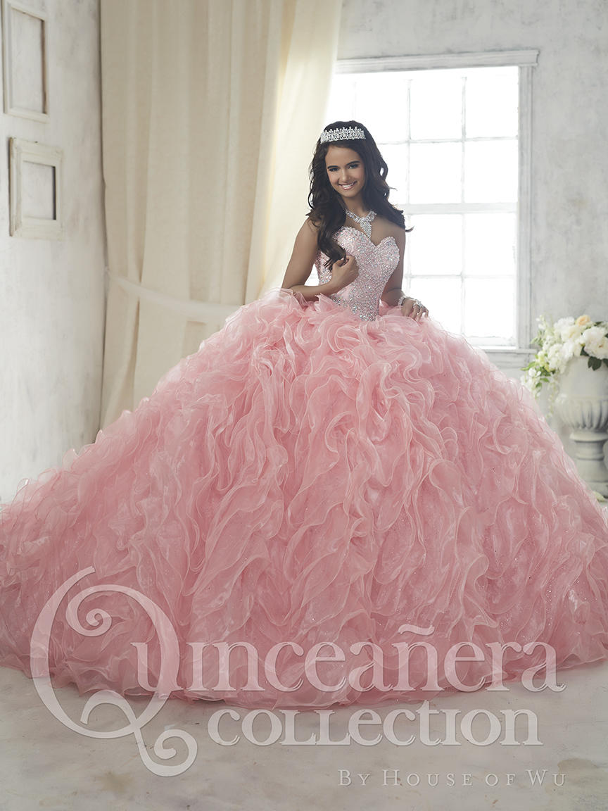 Quinceanera Collection 26848