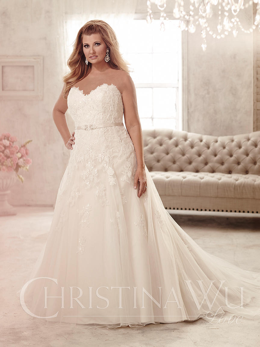 Christina Wu Love Bridal 29265