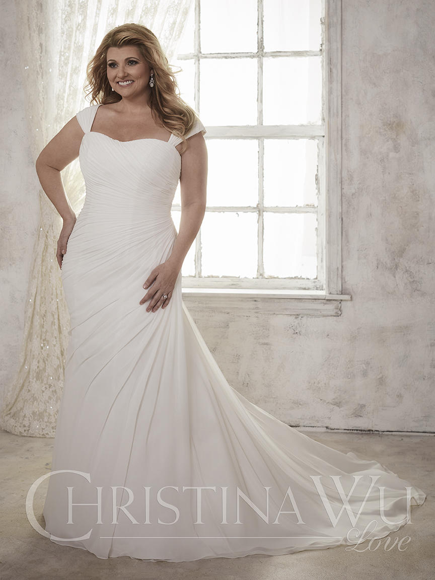 Christina Wu Love Bridal 29275