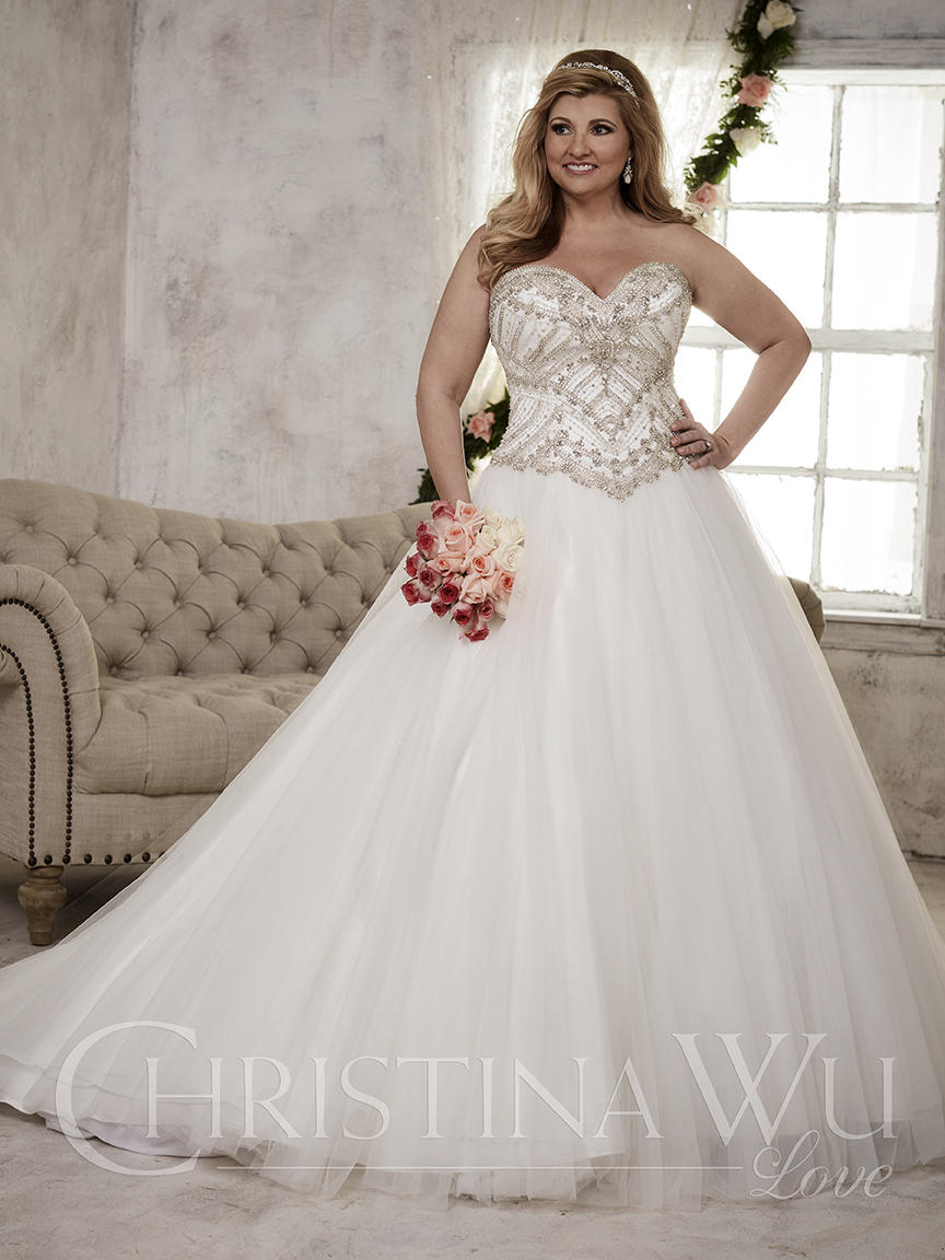 Christina Wu Love Bridal 29277