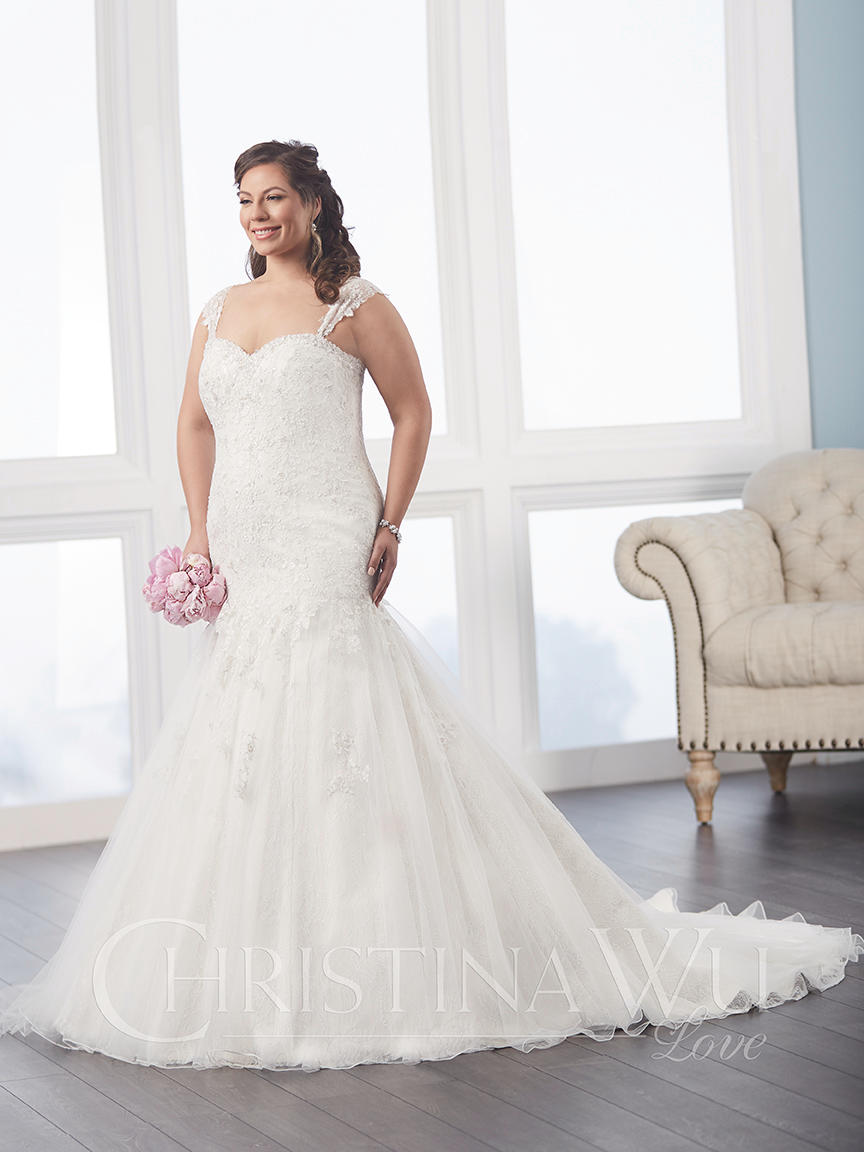 Christina Wu Love Bridal 29284