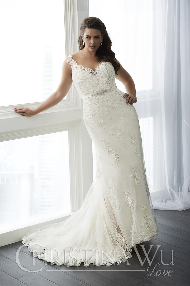 Christina Wu Love Bridal 29295