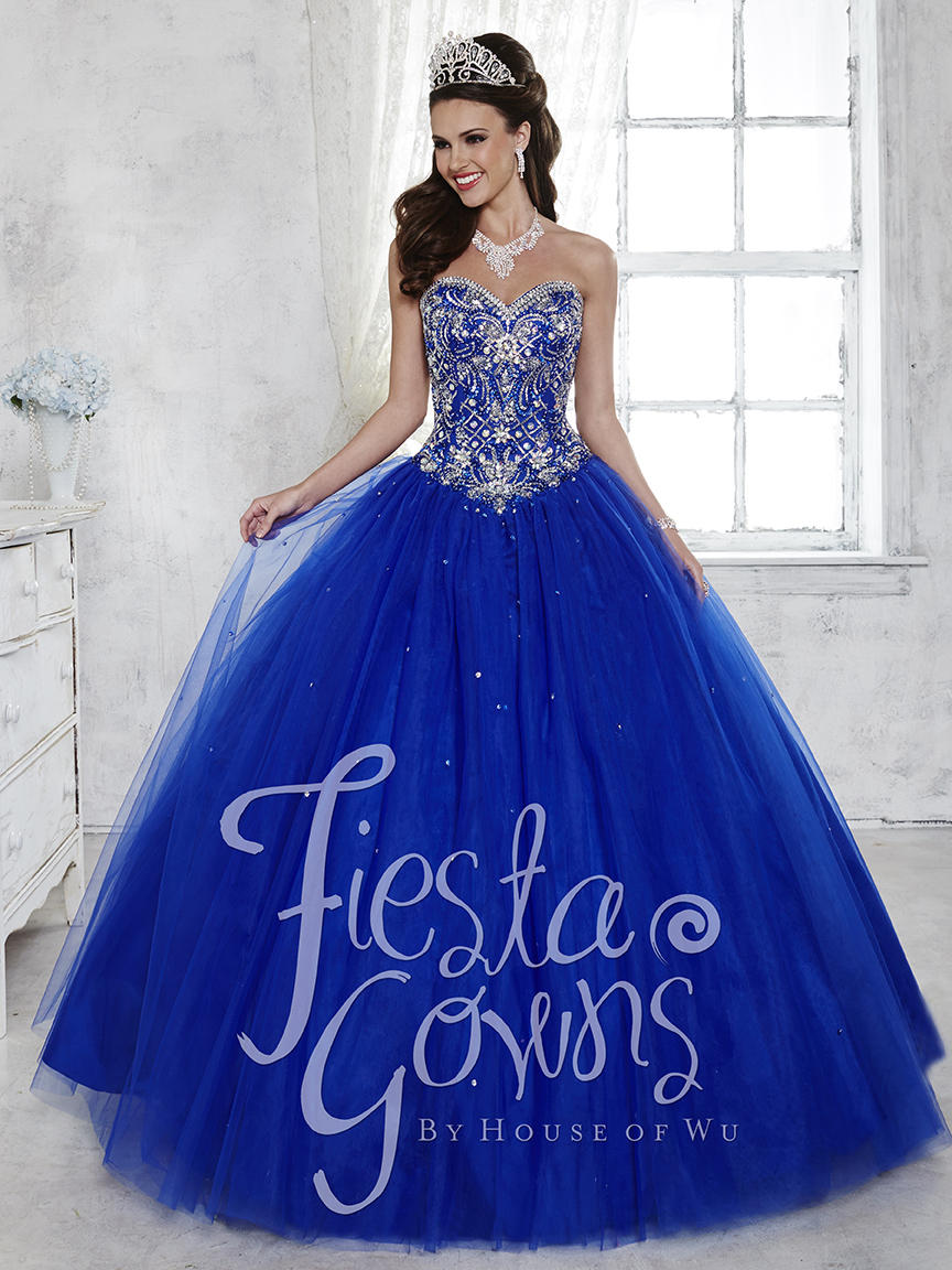 d605cde49a8 Shop all beautiful Quinceañera dresses Fiesta Quinceanera 56281 2019 ...