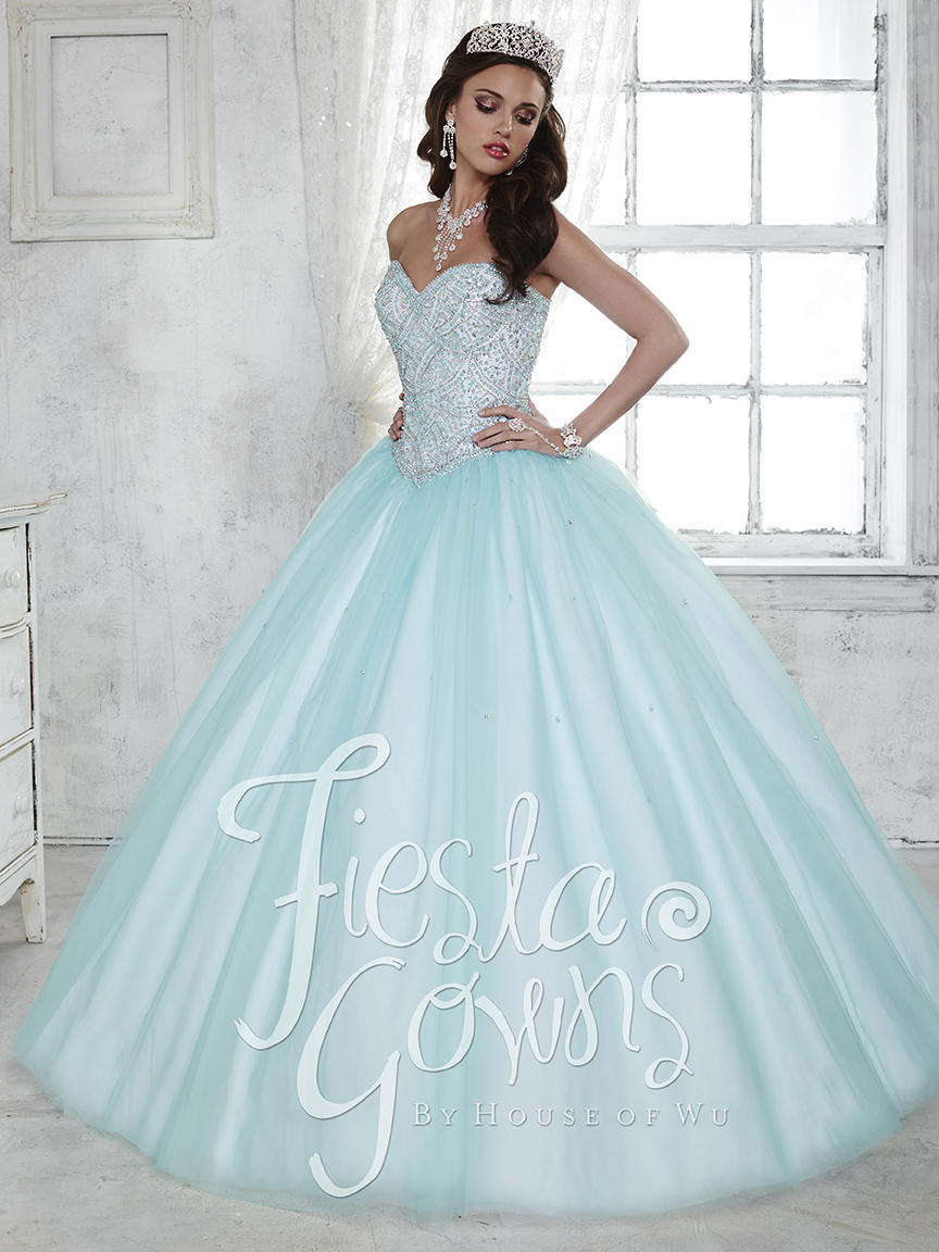 28c7e7c488a Fiesta Quinceanera Ball Gowns 56284