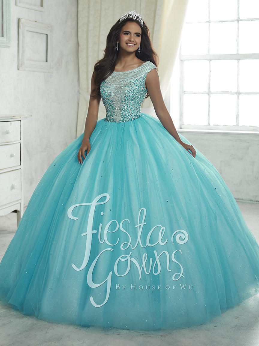 a0fb83b9f01 Shop all beautiful Quinceañera dresses Fiesta Quinceanera 56313 2019 ...