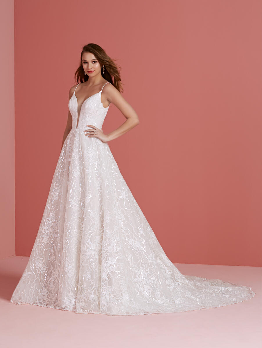 Christina Wu Bridal 15751