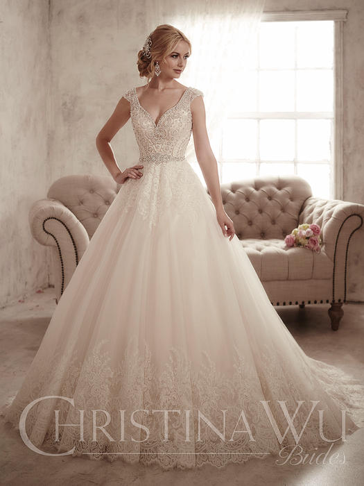 Christina Wu Bride Collection