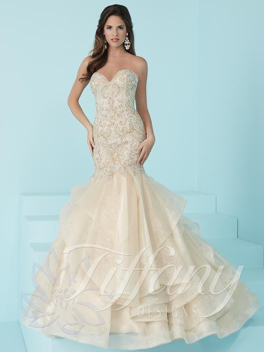 Tiffany Designs 2018 Prom Dresses, Bridal Gowns, Plus Size Dresses ...