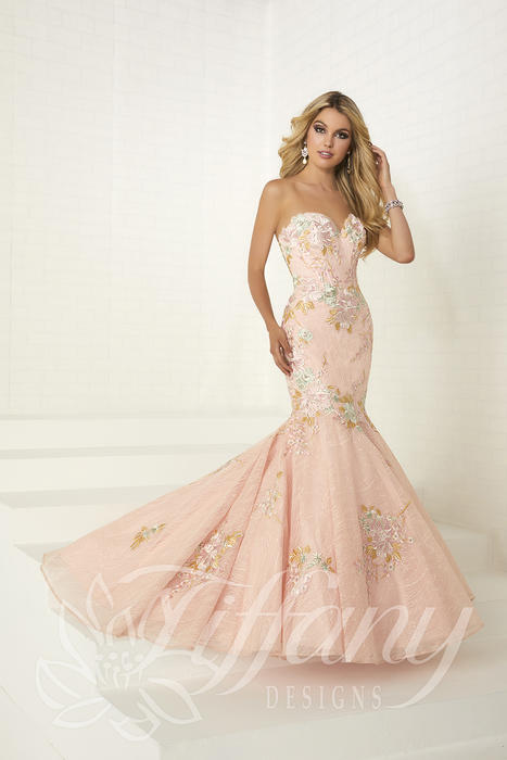 b91446747f65 Tiffany Designs 2019 Prom Dresses, Bridal Gowns, Plus Size Dresses ...