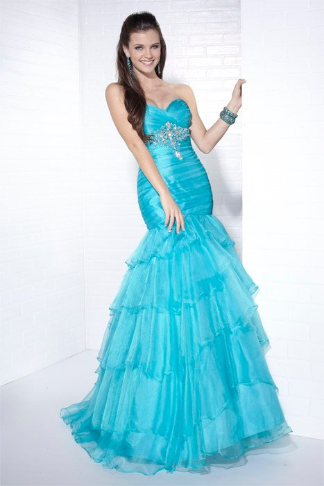 Tiffany Designs Presentation Gowns