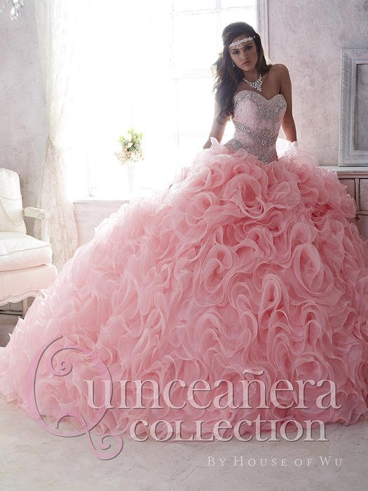 Ballgowns for Quinceanera and Sweet 16
