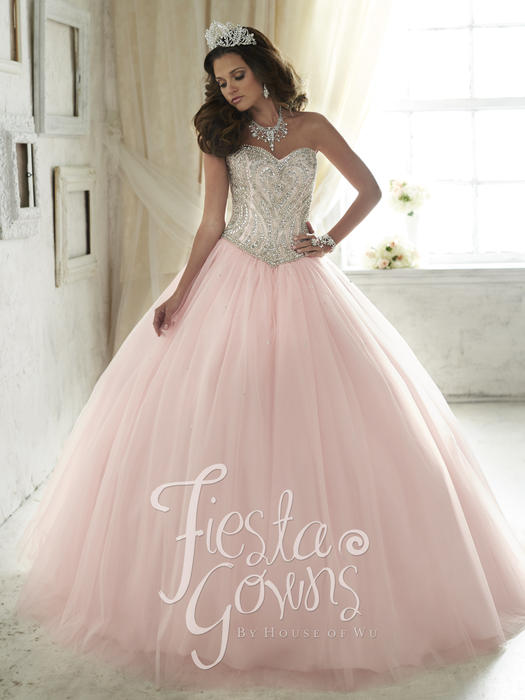 4c894156334 56290 Fiesta Quinceanera Ball Gowns