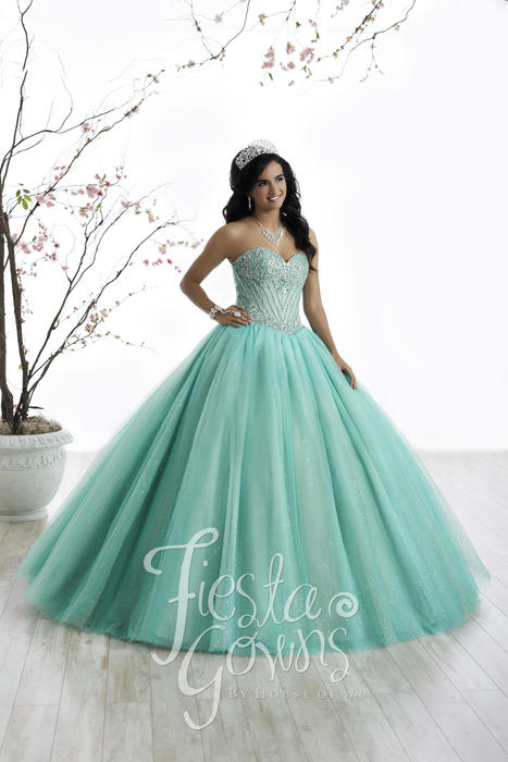 3cca42808e4 Fiesta Quinceanera Ball Gowns