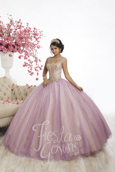 Fiesta Quinceanera Ball Gowns