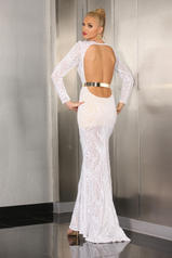30630 White/Nude back