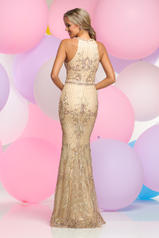 30945 Gold/Nude back