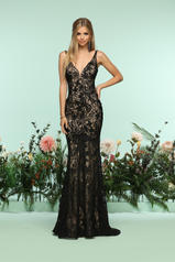 31142 Black/Nude front