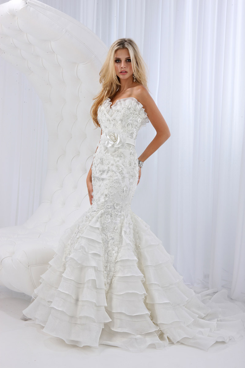 Impression Couture Bridal 11026