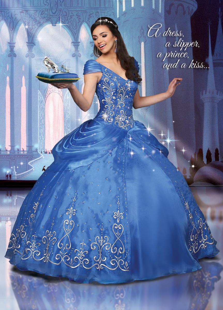 Disney Royal Ball Quinceanera Disney Royal Ball 41064 Q Look Bridal ...