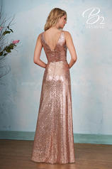 B203016 Copper Rose back