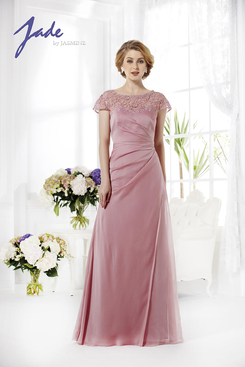 879dcda6090492 Elegant Mother of the bride or groom dresses Jade by Jasmine J165021 ...