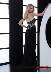 5439 Black/Nude back