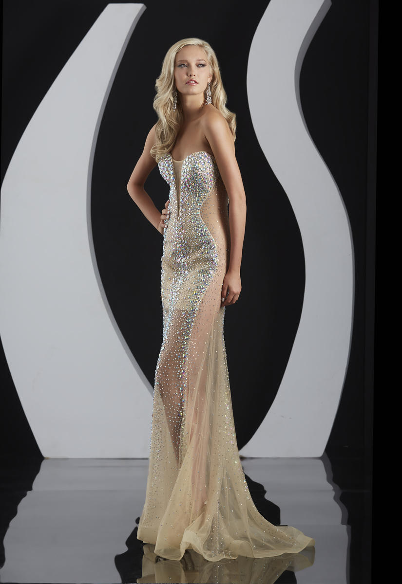 Jasz Couture Red Carpet 4998