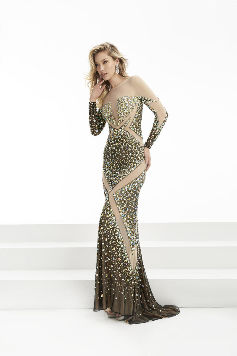 258b35a792c Jasz Couture 5906 Chic Boutique  Largest Selection of Prom