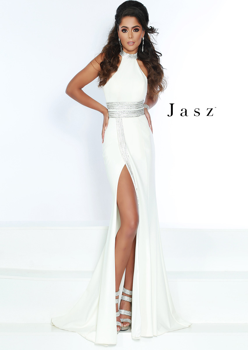 dda11f81f0d Jasz Couture 6417 Chic Boutique  Largest Selection of Prom