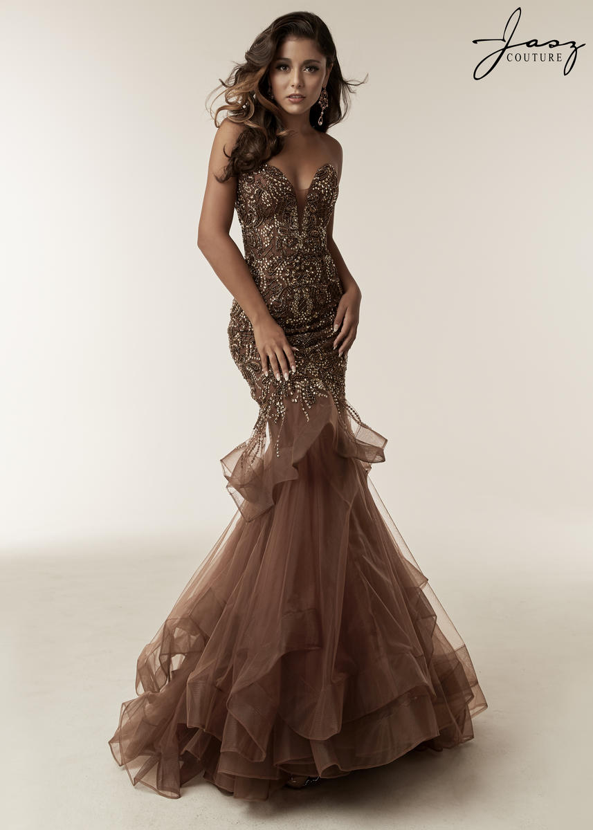 92653088a25 Jasz Couture 6241 Chic Boutique  Largest Selection of Prom