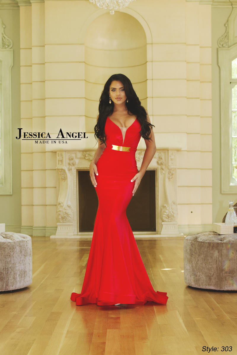 Jessica Angel Collection 303