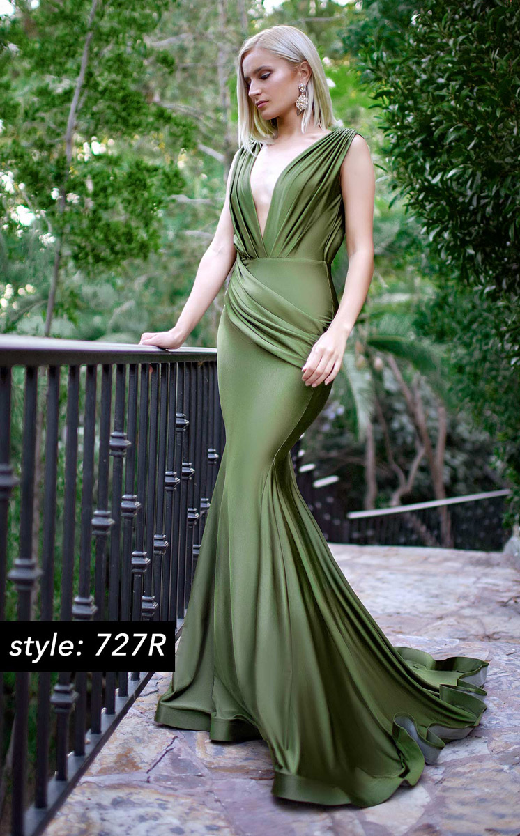 bd38a22f6e Jessica Angel Collection 727R Castle Couture