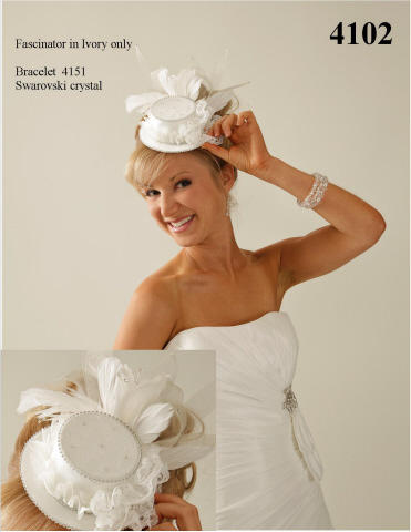 J.L. Johnson Headpieces