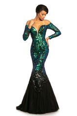 2062 Mermaid/Blk front