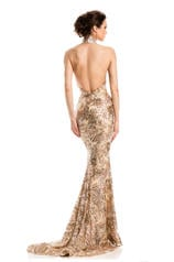 7238 Champagne/Gold back