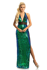 9062 Mermaid Green front